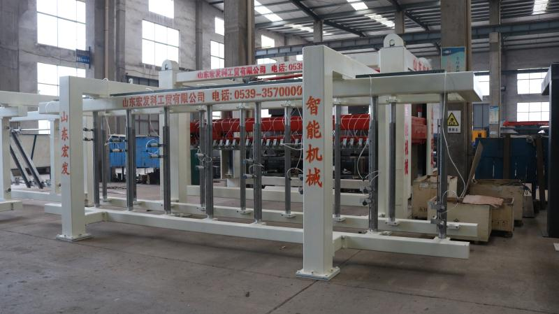 Sand AAC Production Line